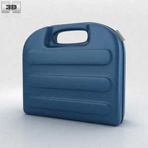 box tool toolbox 3d model