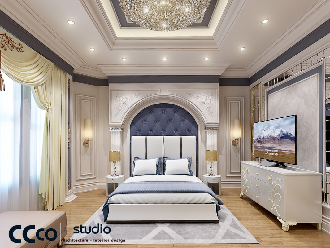 interior design bedroom 3d max