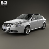 buick excelle 2013 3ds