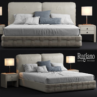 3d rugiano braid bed