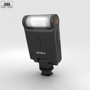 external flash sony max