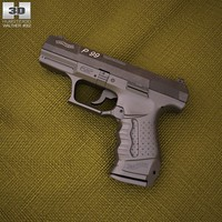 walther p99 3d max