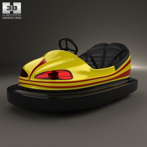 bumper car 2014 3ds