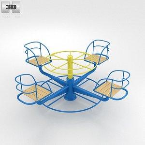 3ds merry playground