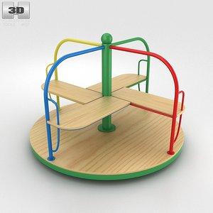 merry playground c4d