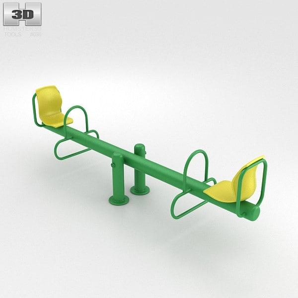 seesaw 3d 3ds