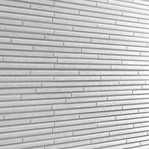 3d model seamless stone wall