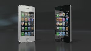 realist iphone 4 obj