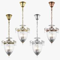 3d model chandelier shon osgona