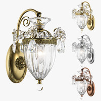 3d sconce shon osgona model
