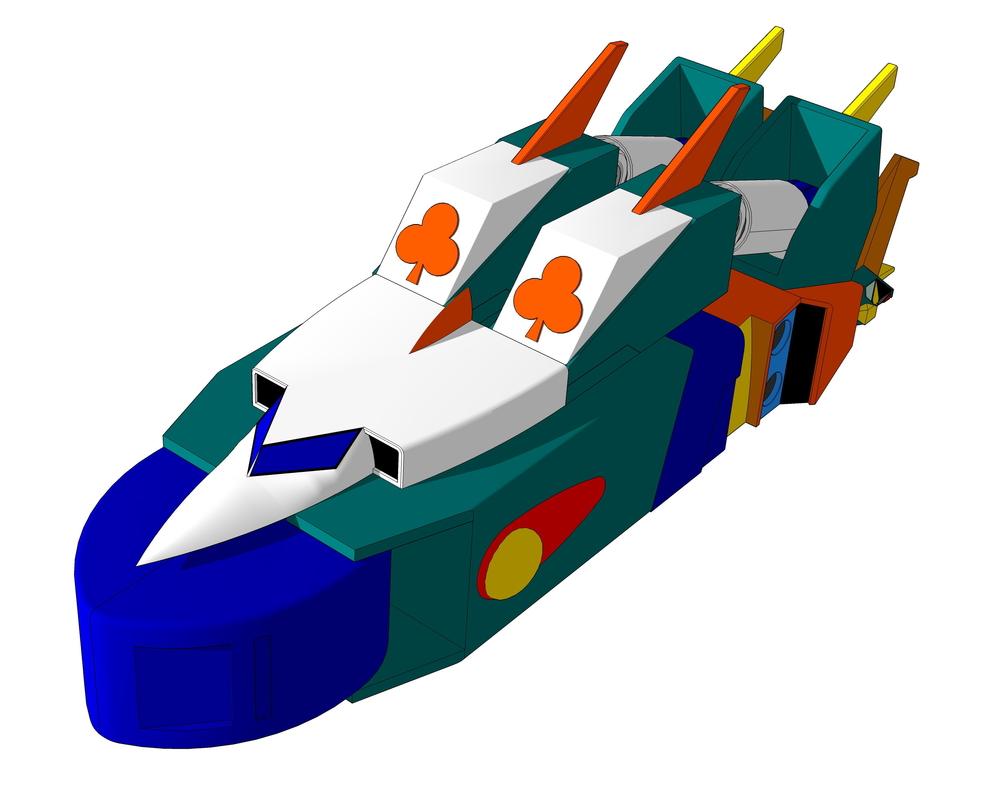 3d model bull gaiter