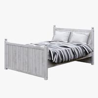 Ikea HURDAL bed