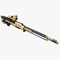 fbx sniper rifle