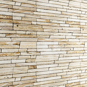 3d max seamless stone wall