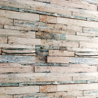 seamless wood wall 3d model