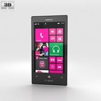 nokia lumia 521 3d c4d