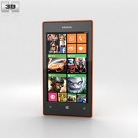 nokia lumia 525 3d model
