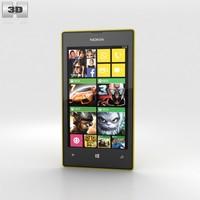 3d nokia lumia 525 model