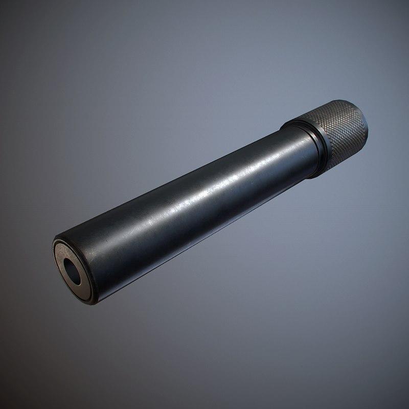 3d silencer
