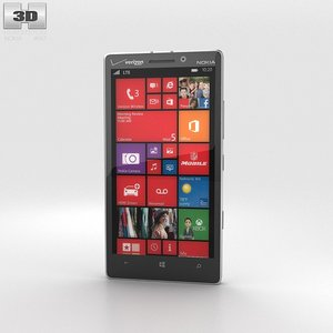 3d nokia lumia icon