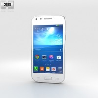 3d samsung galaxy core model