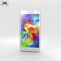 3d model 5 samsung galaxy