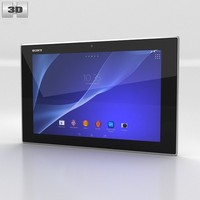 3d sony tablet xperia