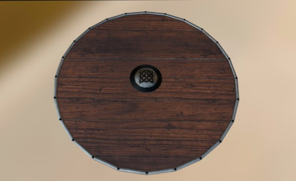 free max mode viking shield