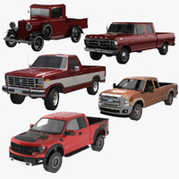 Ford Pickup Collection