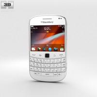 BlackBerry Bold 9900 White