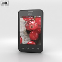 3d model of lg optimus l3