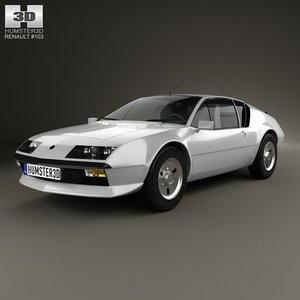 renault alpine a310 max