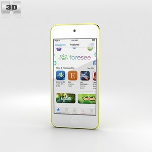 apple ipod touch 3d 3ds