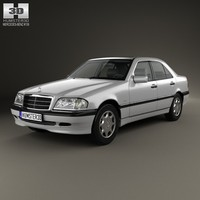 Mercedes-Benz C-Class (W202) sedan 1997