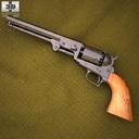 Colt 1851 3D models