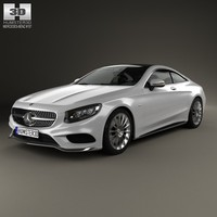 Mercedes-Benz S-Class (C217) coupe AMG Sports Package 2014