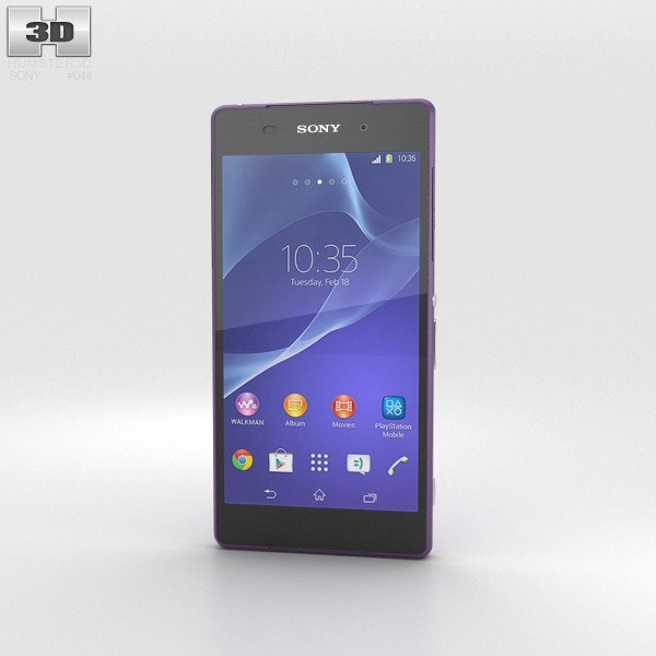 sony z2 xperia 3d 3ds