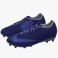 football shoe v2 3d max