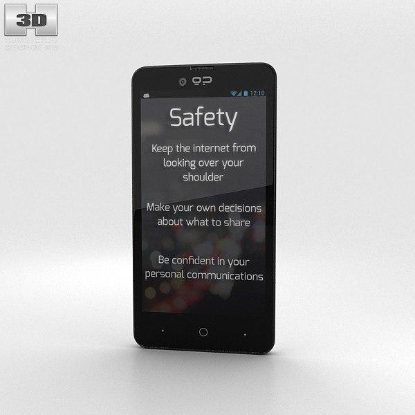 3d geeksphone blackphone phone