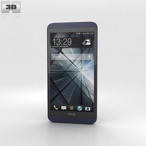 3d htc desire 816 model