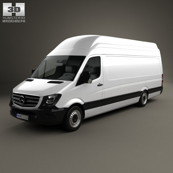 max mercedes-benz sprinter panel