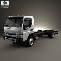 Mitsubishi Fuso Chassis Truck 2013