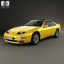 Nissan 300ZX 3D models