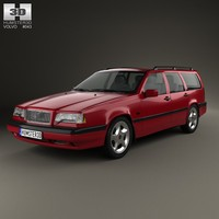 3ds 850 1992 wagon