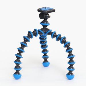 flexible camera tripod max