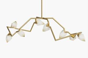 3d seed 04 chandelier bec