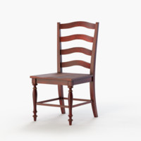 wooden bennington chair max
