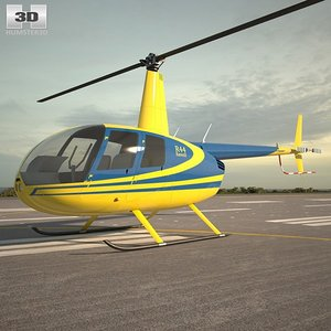 raven robinson r44 3ds