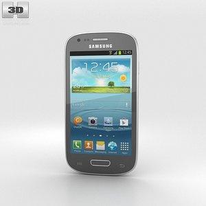 galaxy s samsung 3d model
