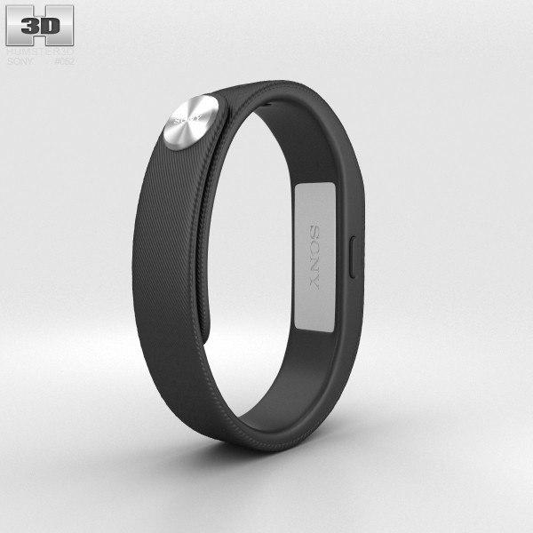 band sony smart 3d model